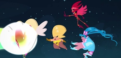 Lancement : Super Drags